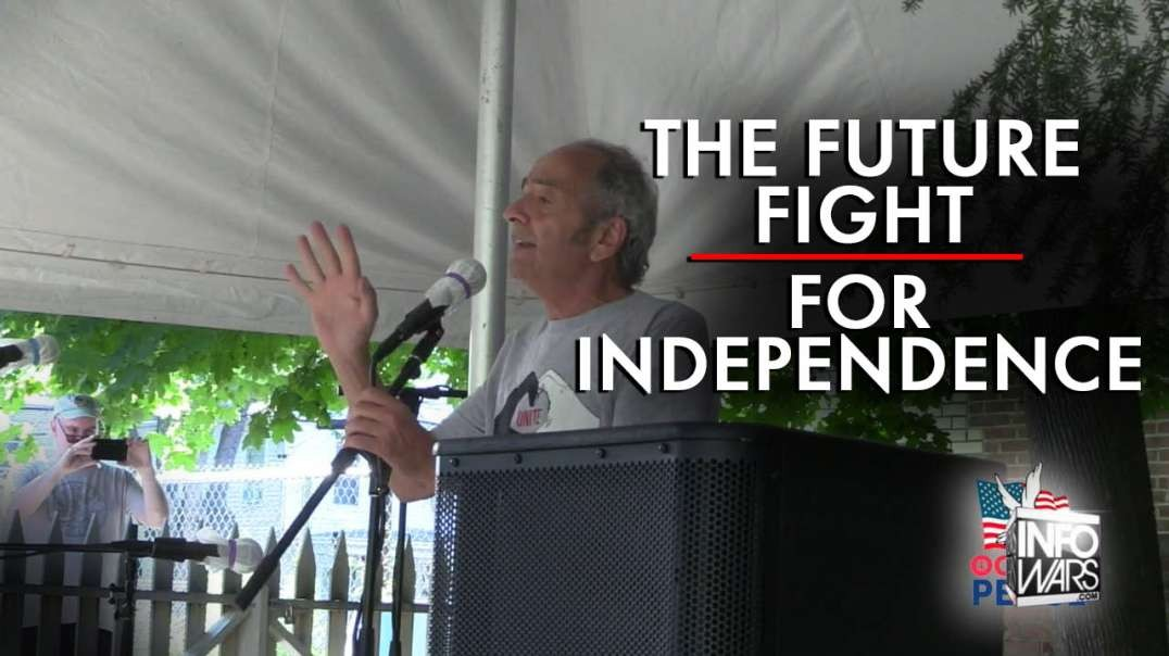 Prepare For The Future Fight For Independence