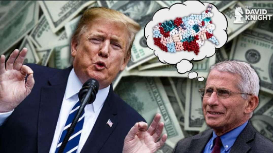 Trump & FOX: BigPharma Salesmen