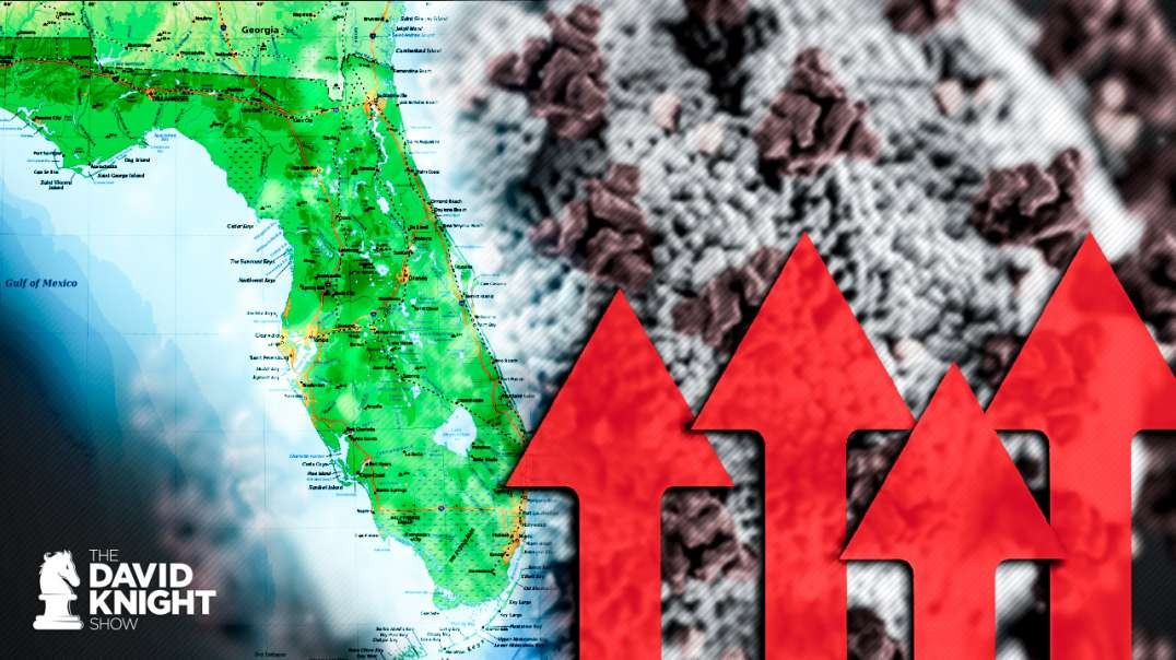 "SCAM-demic: Florida Inflates ""Record"" Test Results 11 Times Higher Than Actual"
