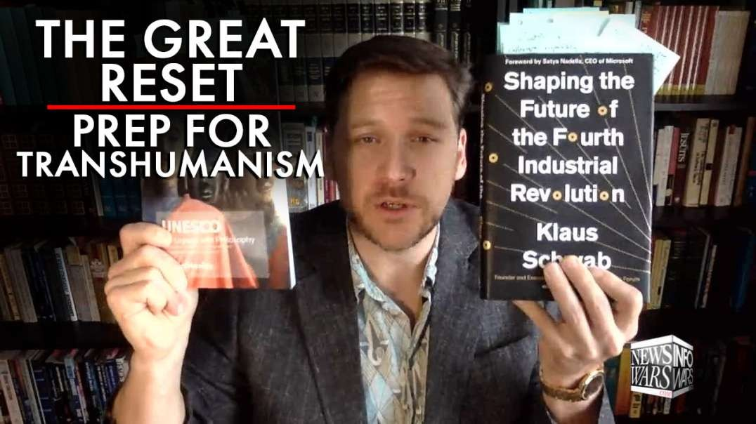 The Great Reset Prepares Us For Transhumanism