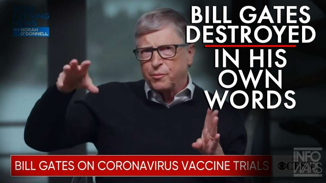 Bill Gates Destroyed In His Own Words