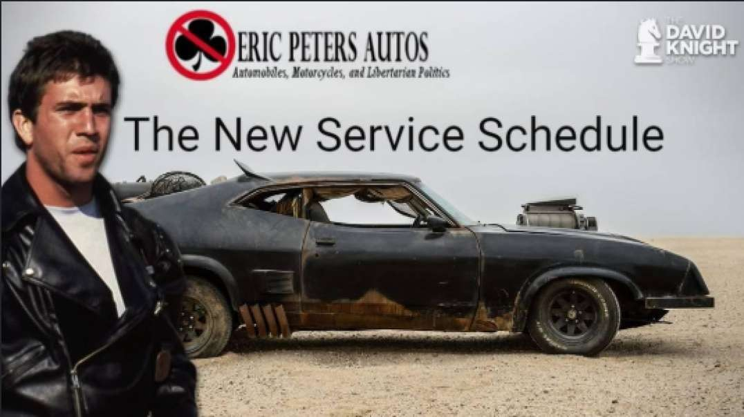 Eric Peters: Keeping Your MadMax Vehicle Alive