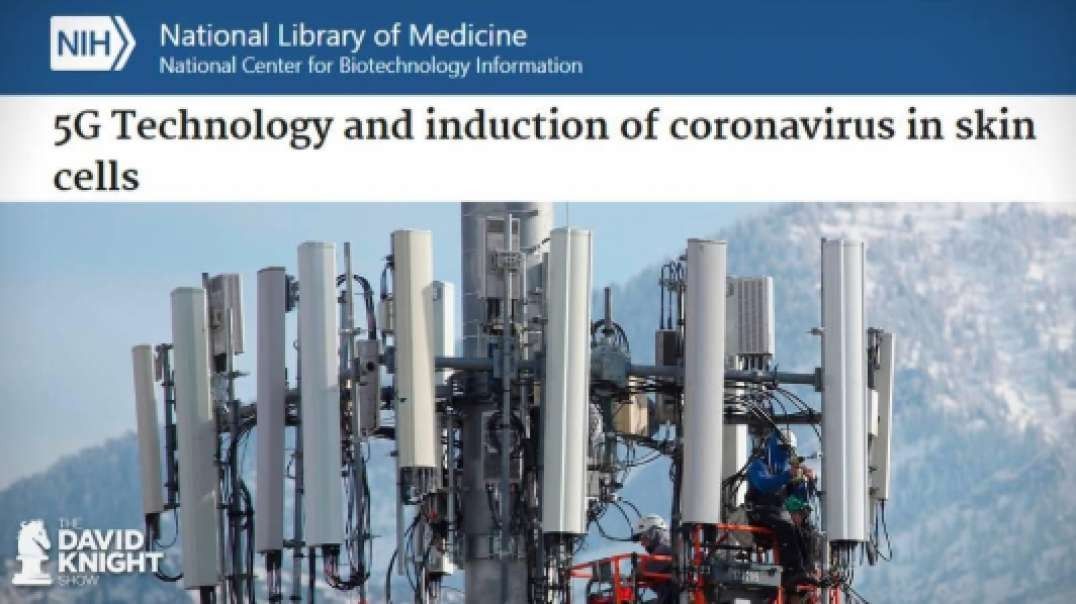 NIH.gov: 5G Coronavirus Link via DNA