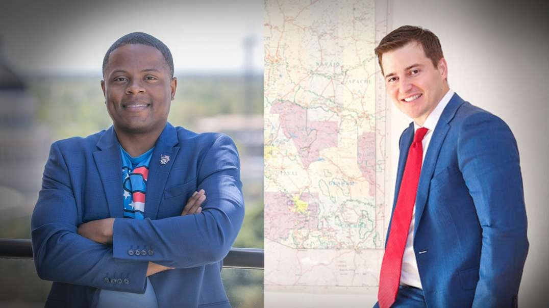 HIGHLIGHTS - Meet The Two Patriots Running For Congress To Save America