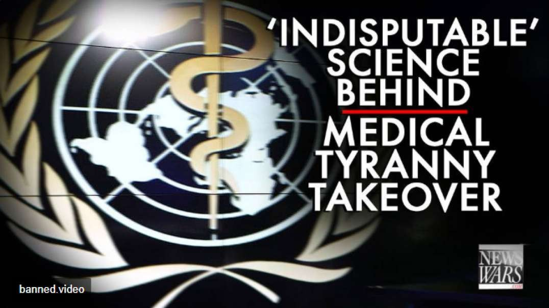 The 'Indisputable' Science Behind the Covid Hoax Medical Tyranny Takeover
