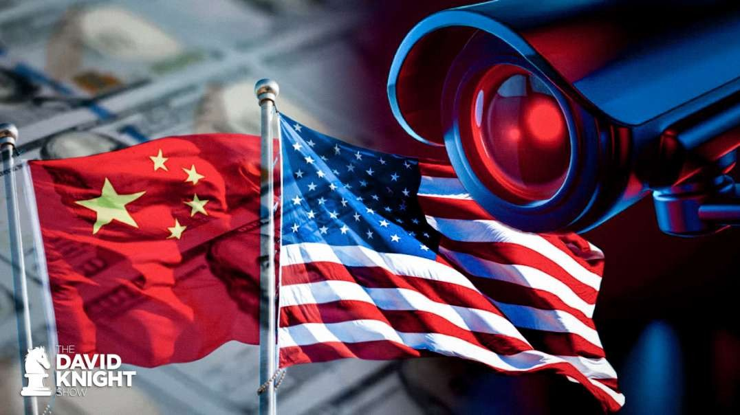 """Dirty Cash"": China, Corporations & US Govt Push Surveillance Economy"
