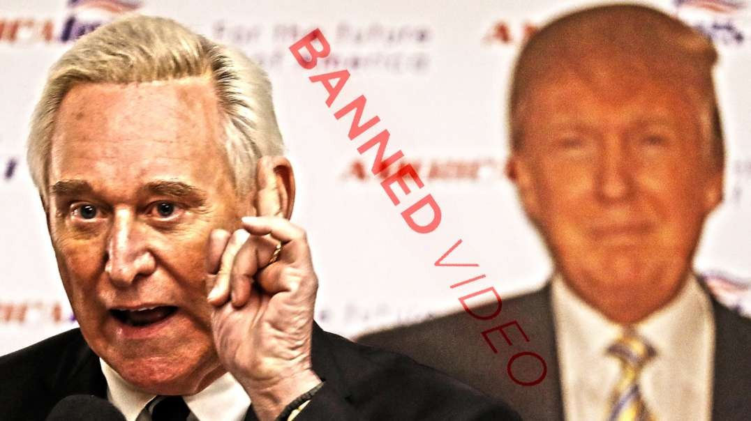 Roger Stone Ready To Go To Work To Re-Elect Trump