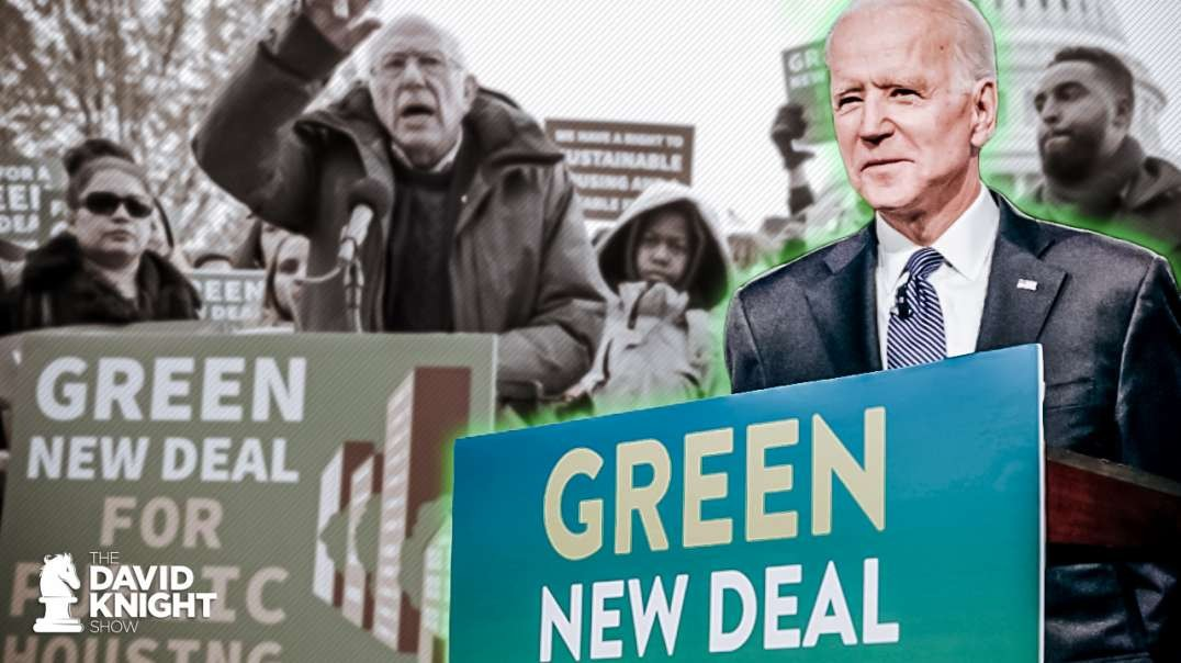 Biden Panders with Green New Deal, But, Oh…Fuggedaboutit