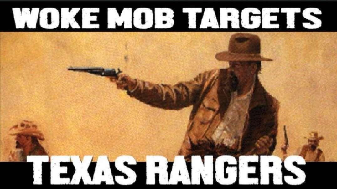 The Woke Mob Targets Texas Rangers