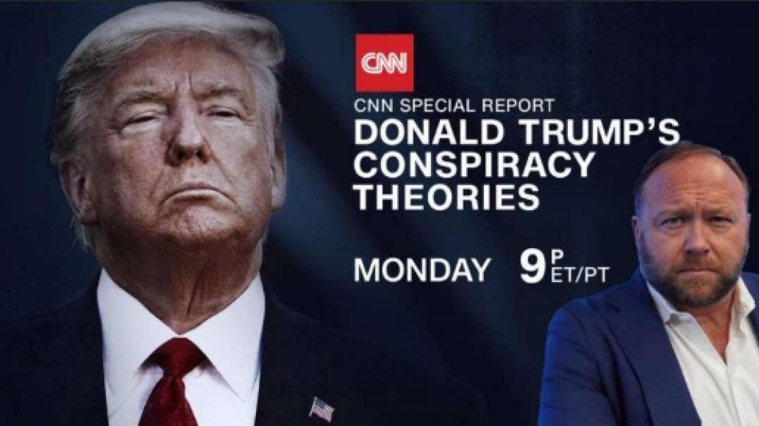 CNN Hit Piece Attacks Trump & Alex Jones