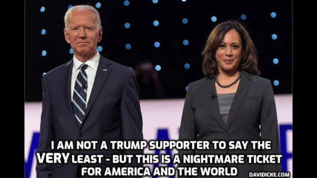 Biden & Harris - The American Nightmare - David Icke