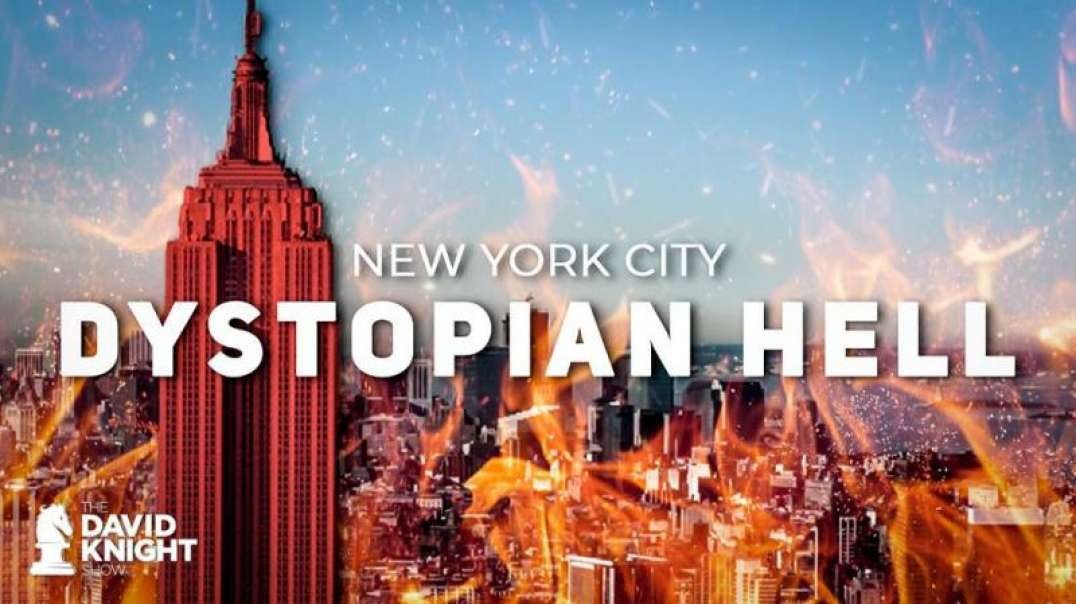 NYC: Dystopian Hell After 154 Days of Lockdown