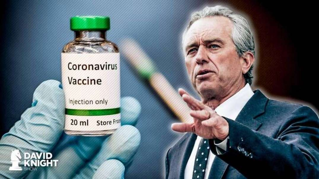 RFK, Jr Vilified for the Truth About Vaccines & Autism