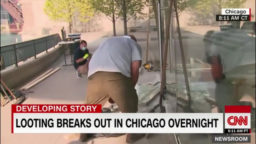 RIOTS IN CHICAGO: OPPORTUNISM AND LIES SOW THE SEEDS OF CHAOS