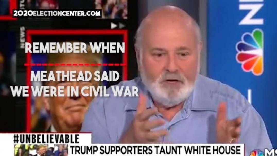 Flashback: Democrat Leader Said We Were In A Civil War in 2018