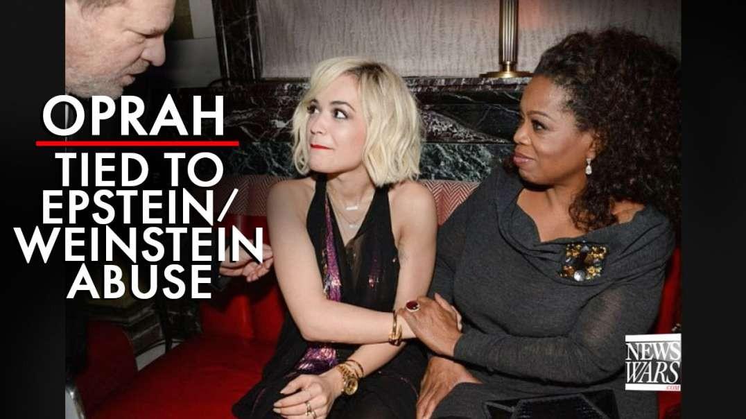 Oprah Winfrey Tied to Jeffrey Epstein/Harvey Weinstein Abuse