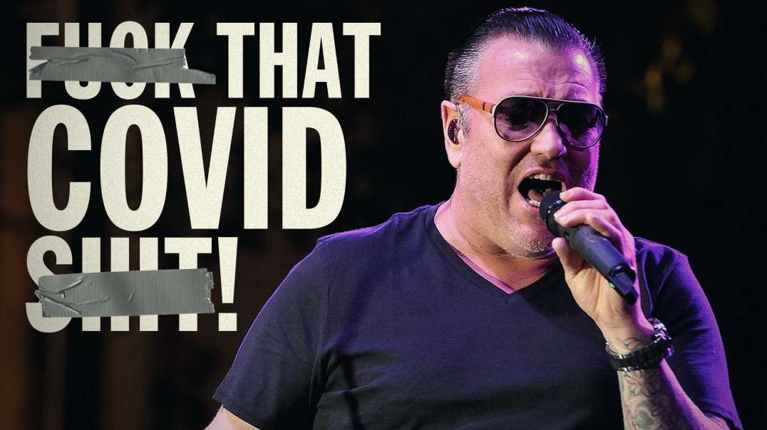 """Smash Mouth Defies COVID Restrictions At Concert: """"F*Ck That COVID Sh*T"""""""