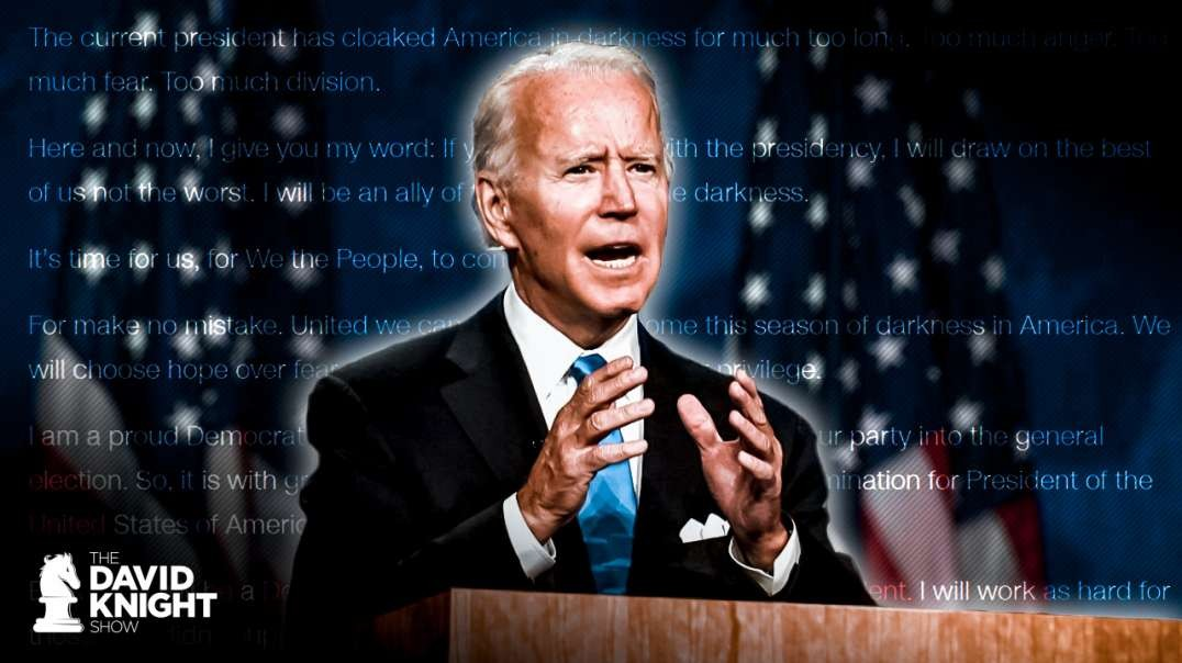 Biden Did A Speech! Hilarious Laughter From GOP, Hillary-ous Scorn From Some Democrats