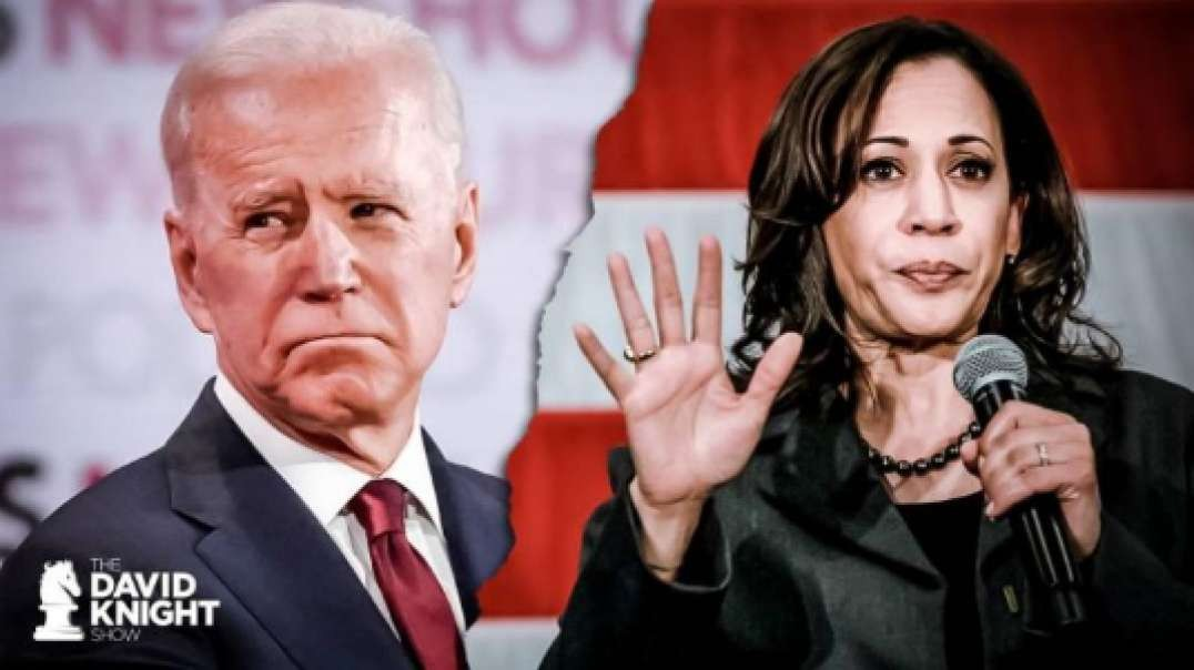 Biden Loses His BFF (Black Friend Forever), Kamala
