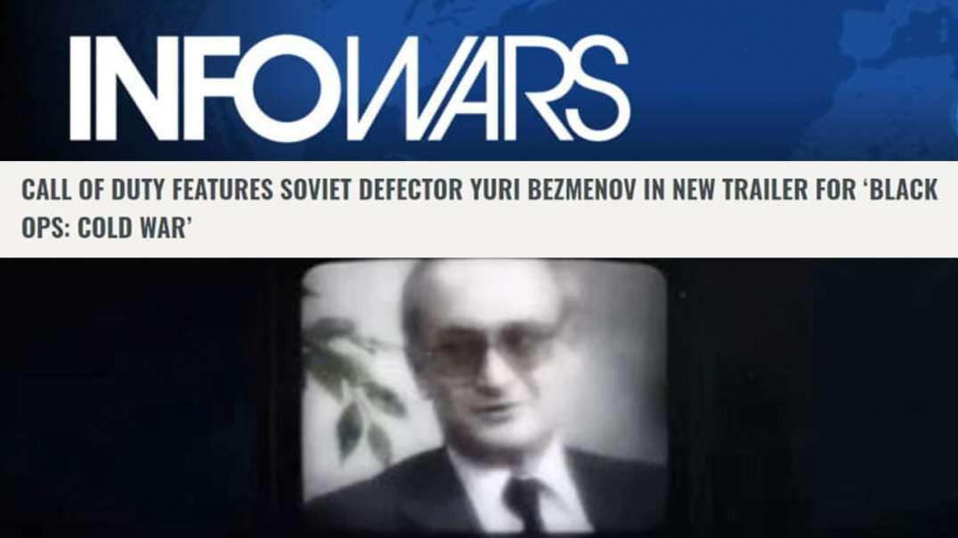 Soviet Defector Yuri Bezmenov Featured in 'Call of Duty' Video Game