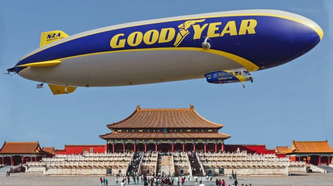 How Goodyear Became An Anti-American Chinese Run Company