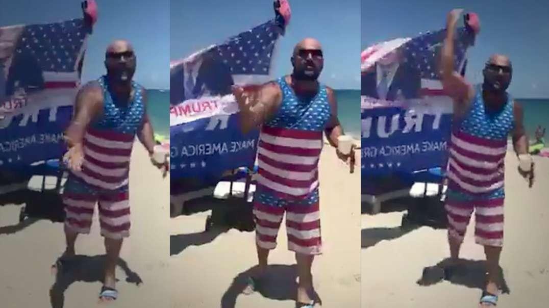 Trump 2020 WWE Style Promo Released