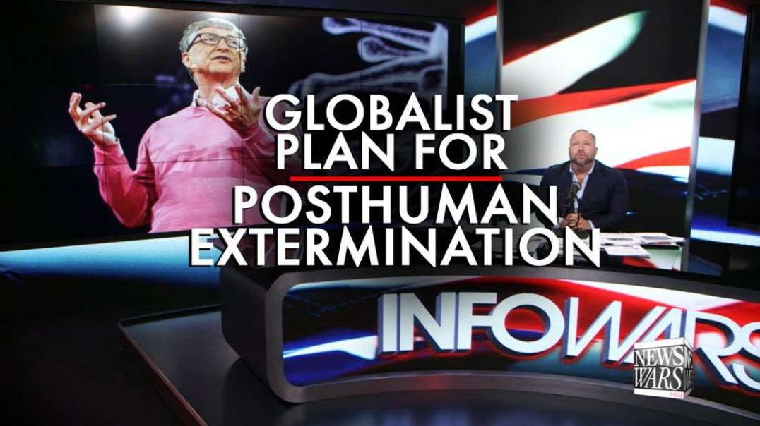 Shut Down of Parks and Public Events is Part of Posthuman Extermination Plan