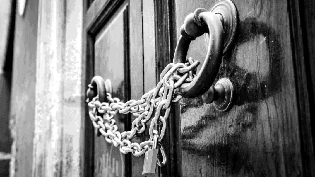 Govt Locks Church Doors? We're Reverting Back to Tyranny & Dark Ages