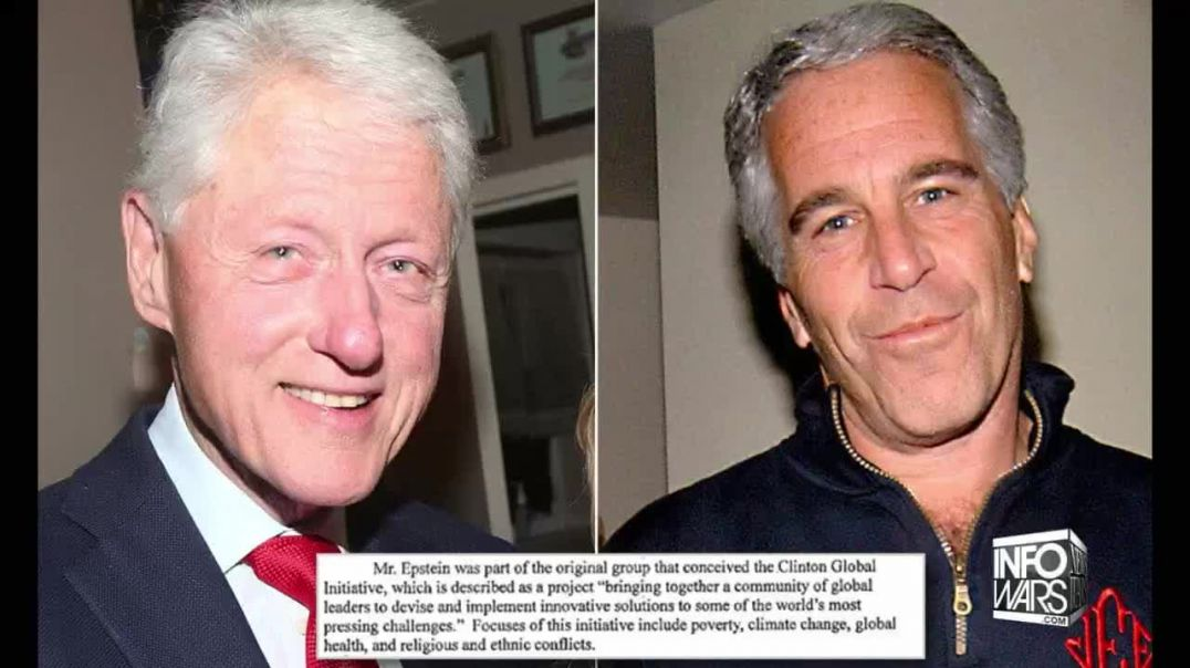 Elites Braces For Arrest Of Bill Clinton For Pedophile