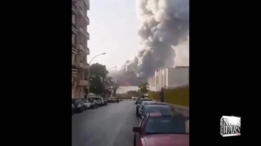 Netanyahu Warned of Hezbollah Missile Site in Beirut Warehouse