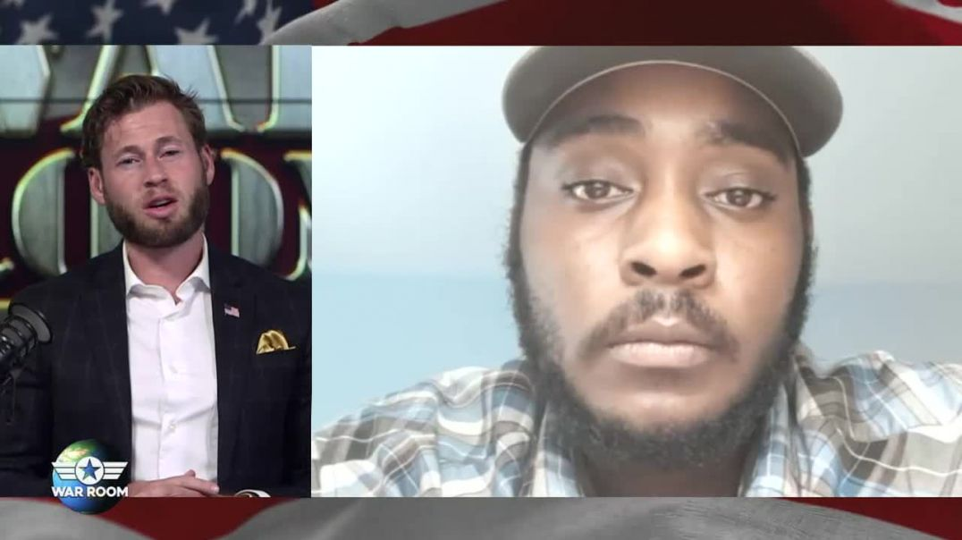 Black Trump Supporter Stabbed By ANTIFA In Portland
