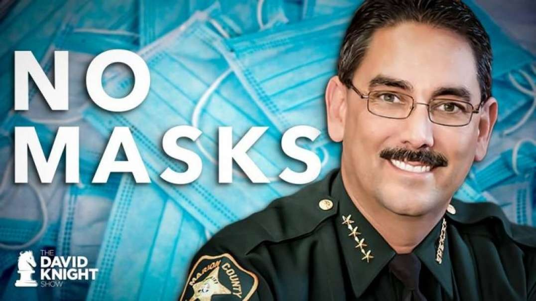 Sheriff Shows How to Stop Globalist Fear & Mandates