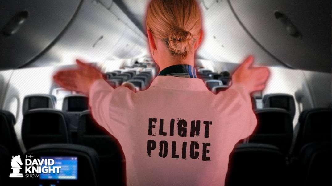 Air Travel Still Tip of Tyrants' Spear : 2 Decades, 2 False Flags, 1 Plan