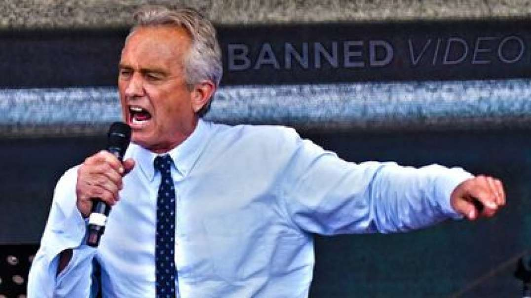 POWERFUL: Robert F. Kennedy Jr. Delivers Speech In Berlin- August 29, 2020