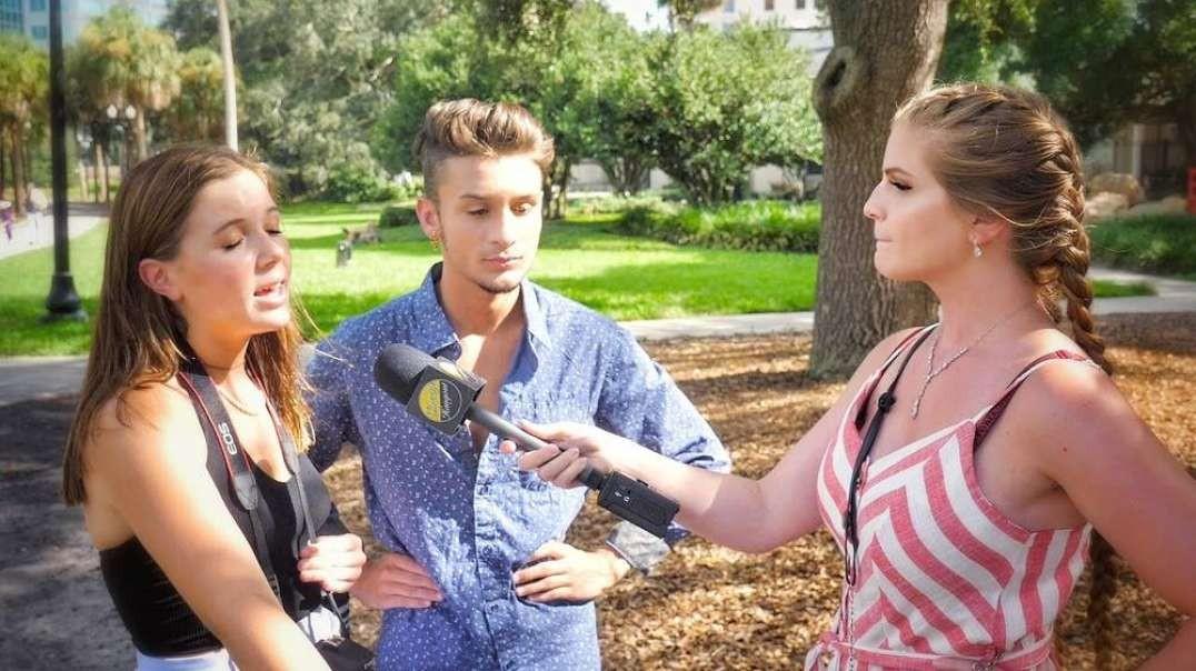 Kaitlin Bennett Destroys BLM Radicals