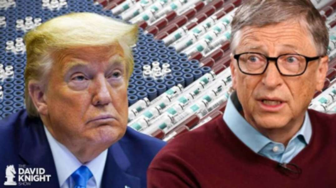 Gates On His Conversations With Trump On Vaccines
