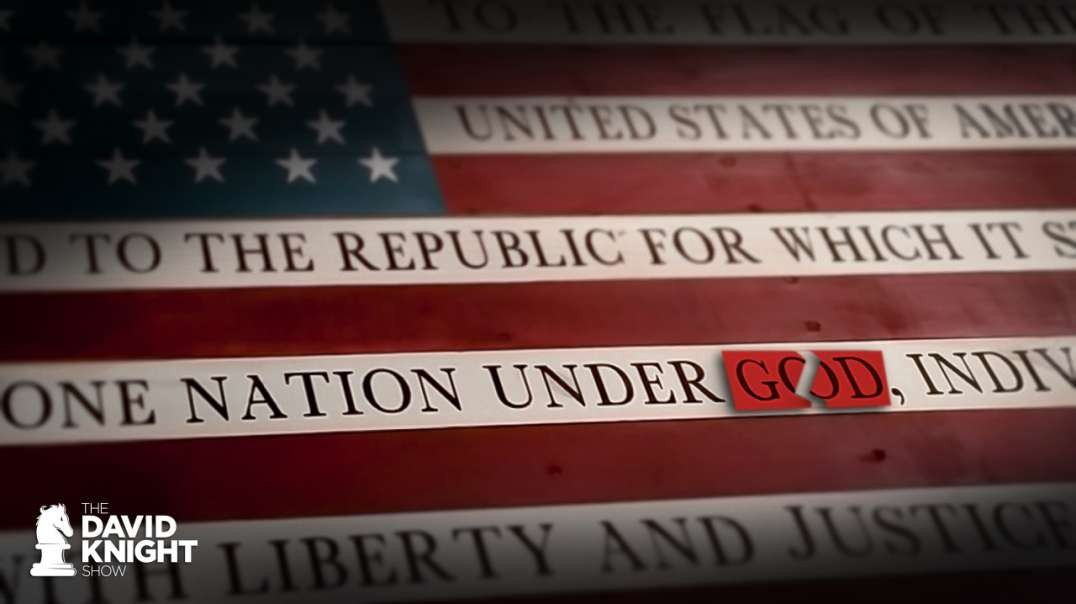 One Nation Under Democrats? They Pledge You Won't Have a Prayer