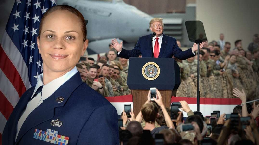 Veteran For Congress Says Trump Is The Greatest President For Veterans