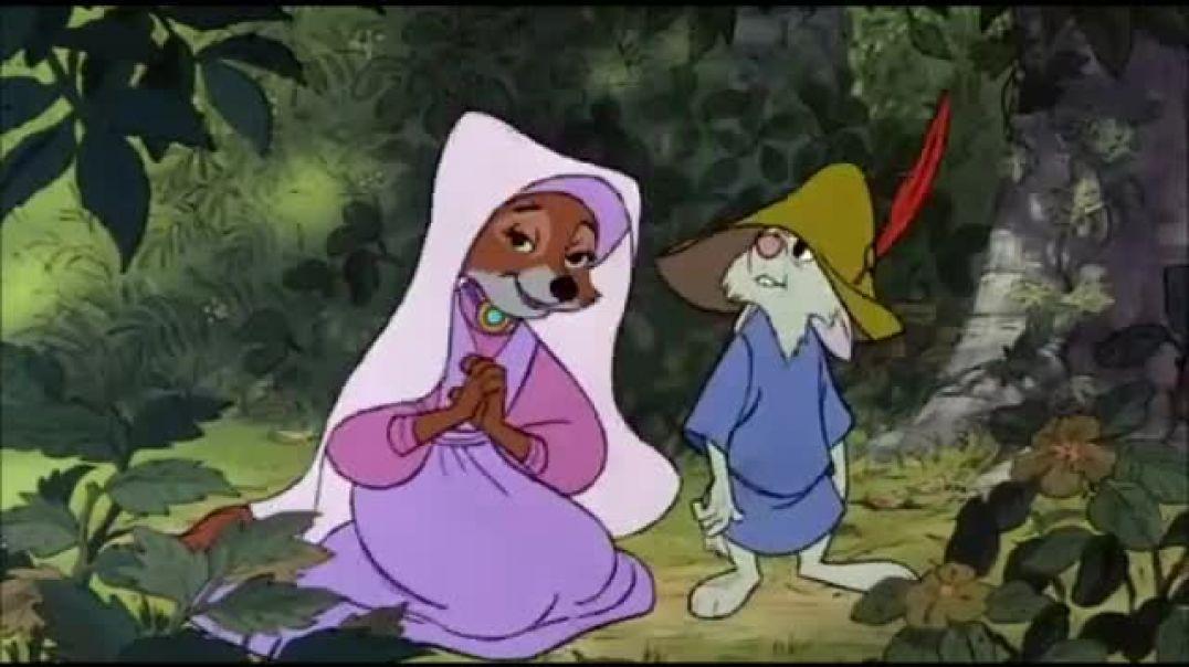 Robin Hood (1973) DVDRIPPEN (Tyska) Trailer (4K)