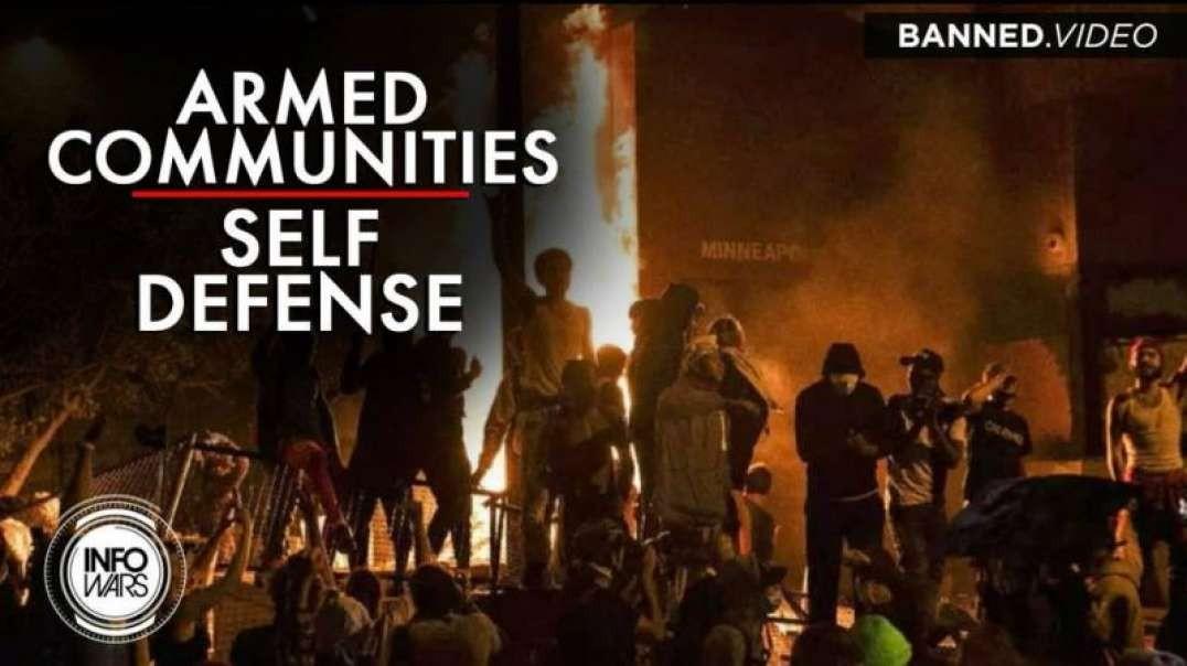 Matt Bracken On Armed Communities And Self Defense