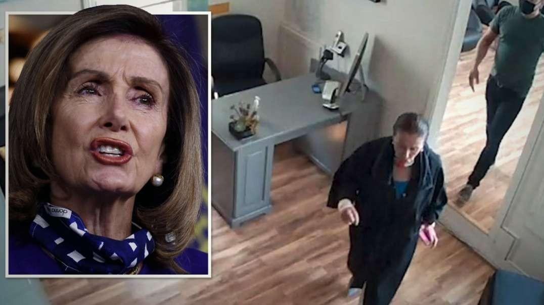 HIGHLIGHTS - Nancy Pelosi Demands Salon Open To Do Her Hair After Ordering Their Shutdown