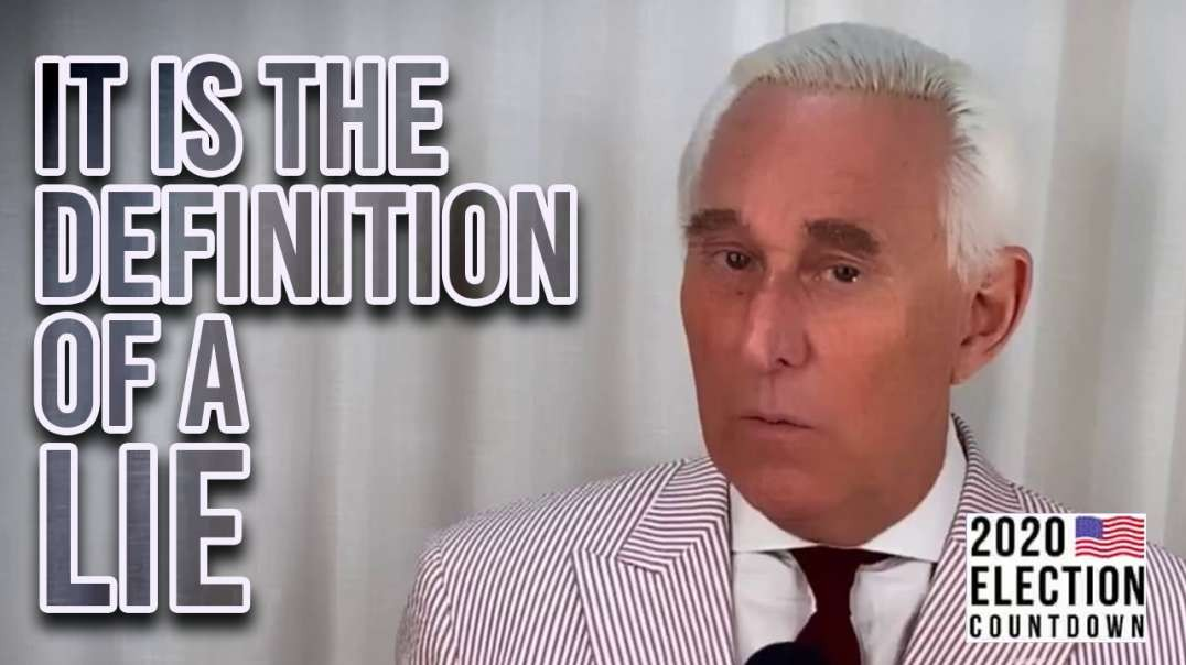 Roger stone responds to atlantic hit piece on trump