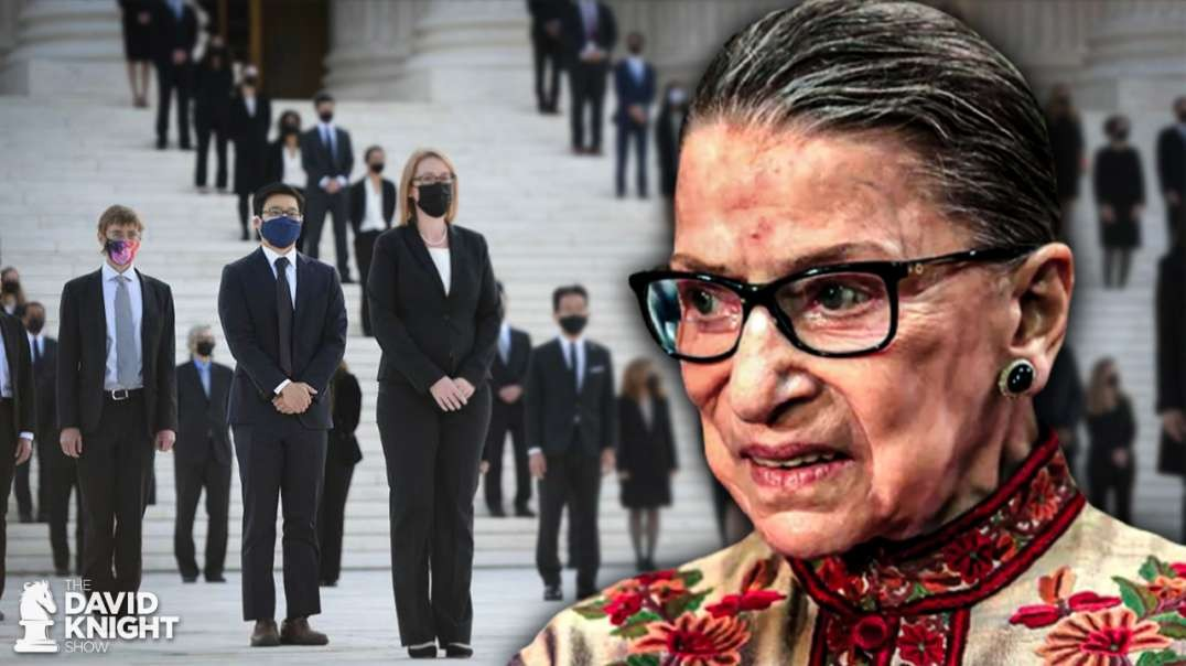 RBG's Dirty Secret Exposed by Her Law Clerks