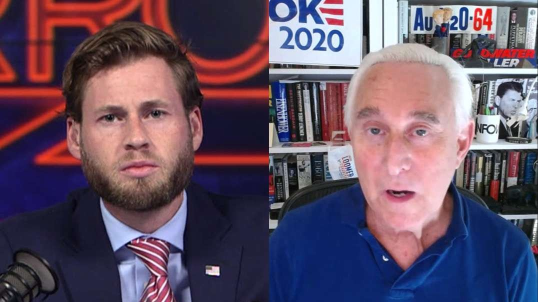 Roger Stone: Trump Has All The Momentum Right Now