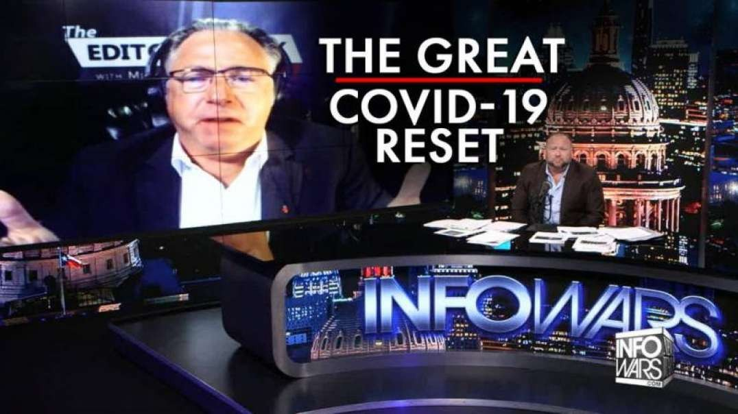 Filmmaker Michael J. Matt Exposes The Great Covid-19 Reset