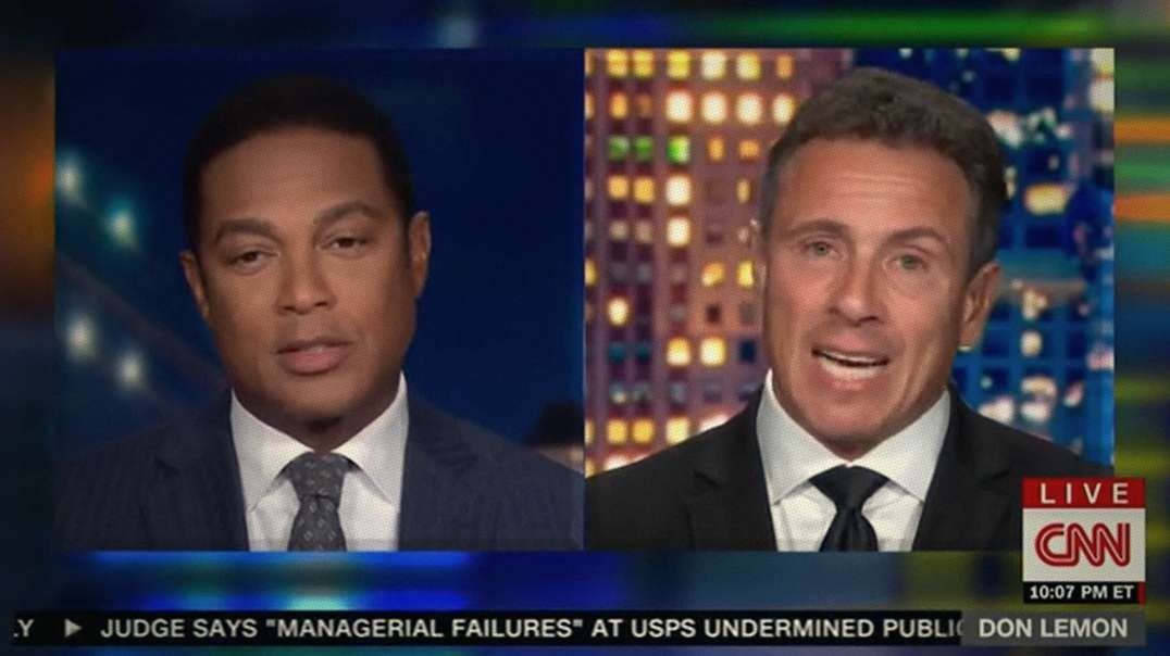 CNN Host Don Lemon Says It's Time To Burn It Down!