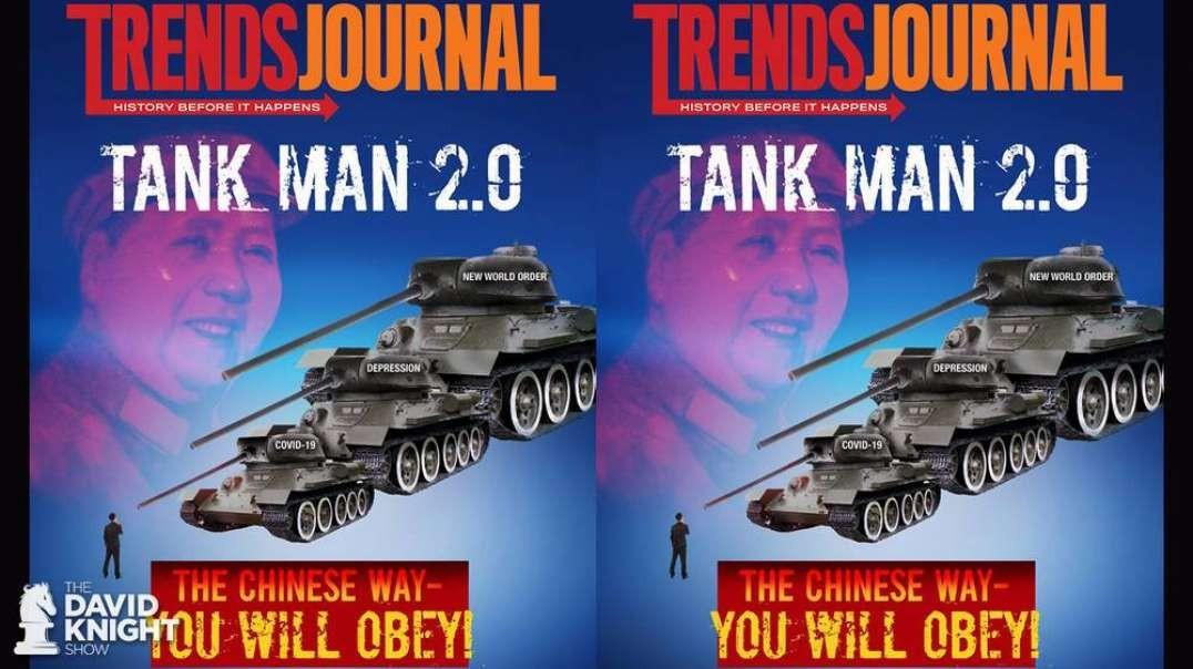 Celente: Tiananmen 2.0 Is Happening in West NOW: Civil Disobedience Must Begin