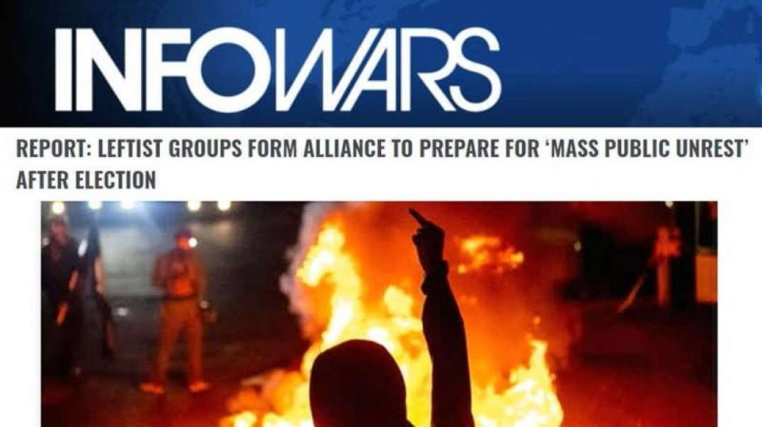 Soros Plot to Trigger Post-Election Civil War Discovered