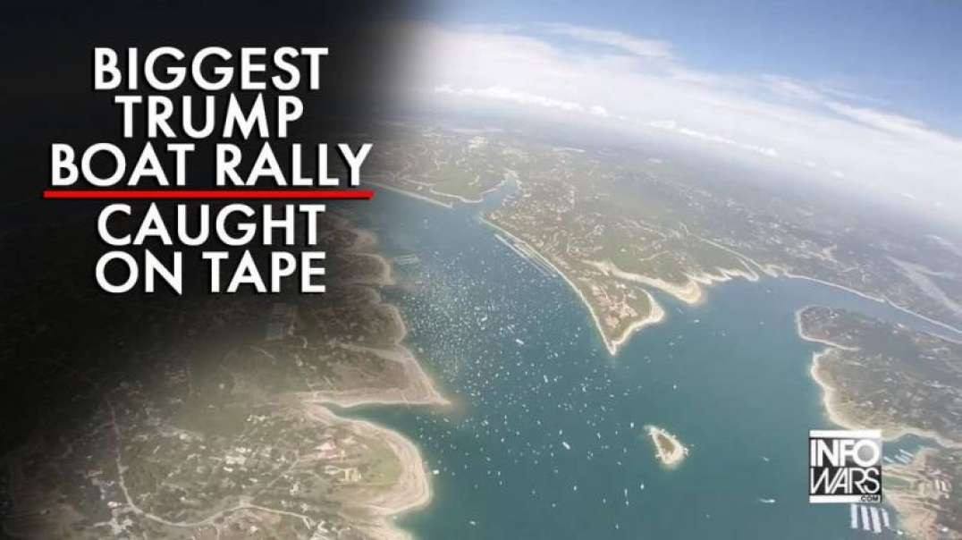 Biggest Trump Boat Rally Caught on Tape, Plus How Many Boats Really Sank