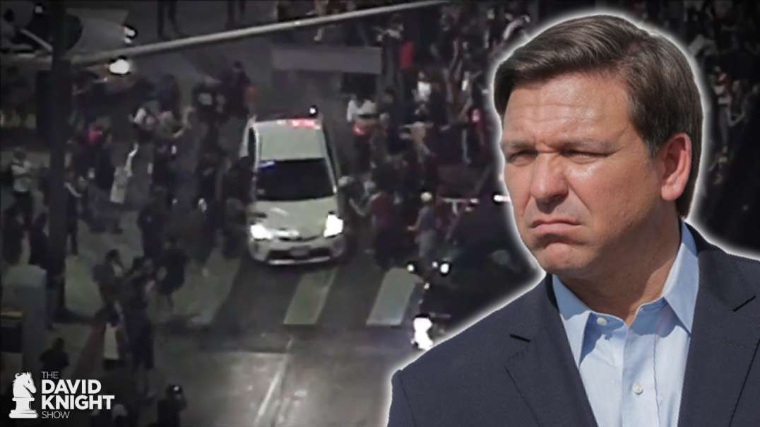 """DeSantis' """"Stand Your Ground - Run Them Down"""" Law"""